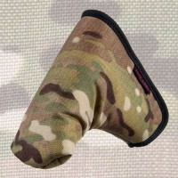 Rose & Fire Multicam Field Camouflage Putter Cover