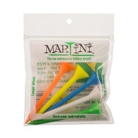 Martini Golf Tees 5 pack Mixed