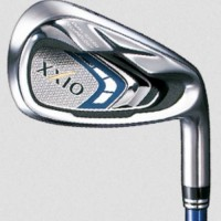 XXIO9 5-PW Iron Set Graphite Shaft