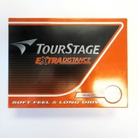 Tourstage Extra Distance Orange Ball
