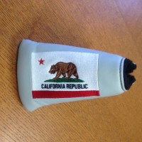 CAL Putter Cover - Mid Mallet