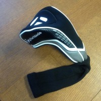 TaylorMade Black Driver Headcover