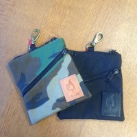 Rose & Fire Accessories Pouch