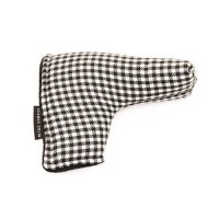 Seamus Golf Shepherd Tartan Blade Putter Cover