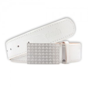 Druh Players Collection Leather Belt