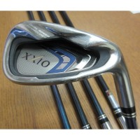 XXIO9 Irons 7-PW, AW MP900 Graphite Stiff-Regular (Used)