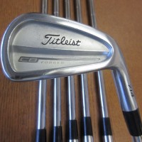 Titleist 714CB Forged Irons 5-PW DG X100 Tour Issue (Used)
