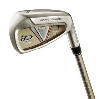 PRGR iD Nabla Red Iron 6-PW,AW&SW Graphite Regular