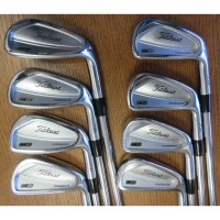 Titleist 716CB Forged Irons 3-PW DG S200 Steel Stiff (Used)