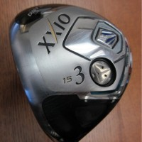 XXIO8 No.3 Fairway Wood MP800 Regular Left Hand (Used)