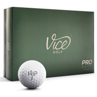 Vice Pro Soft Golf Ball One Dozen