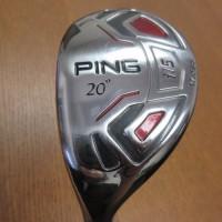 Ping i15 20° Hybrid Graphite Stiff Left Handed (Used)