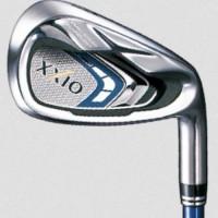 XXIO9 5-PW Iron Set Graphite Shaft