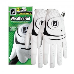 FootJoy Weather Sof 2-Pack Glove