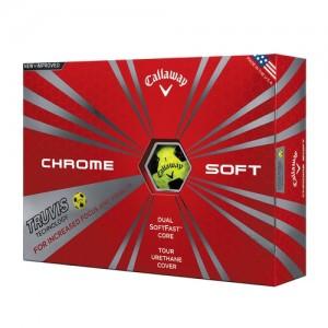 Callaway Chrome Soft Truvis Ball Dozen