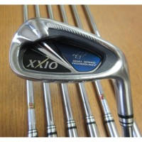 XXIO8 6-PW,AW&SW Irons Steel Regular (Used)