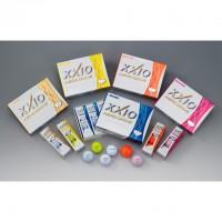 XXIO Aero Driver Golf Balls One Dozen