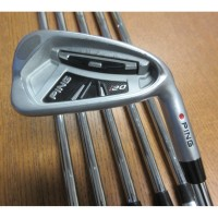 Ping i20 Irons 5-W Steel Stiff Red Dot (Used)