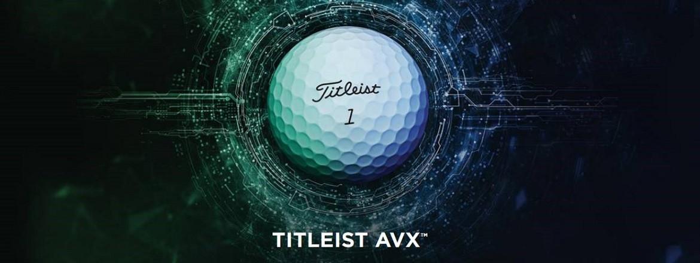 Titleist AVX Balls